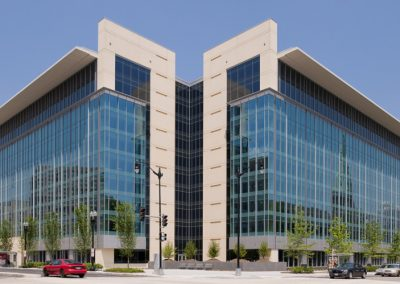 Constitution Center: Base Building Repositioning